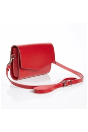 Zatchels Micro Clutch - Front cropped