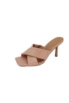 anne michelle Zeal-16 Heeled Sandal - Product List Image