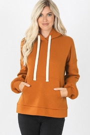 Zeana Outfitters Pumkin Spice Hoodie - Product Mini Image