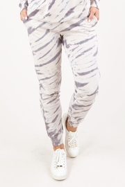 Lovestitch Zebra Tie-Dye Jogger - Product Mini Image