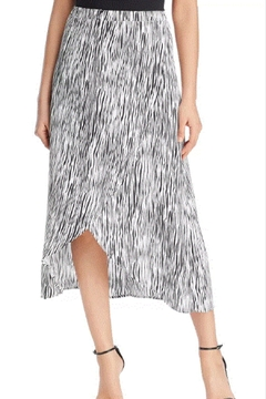 3 Dot Zebra Wrap Skirt - Product List Image