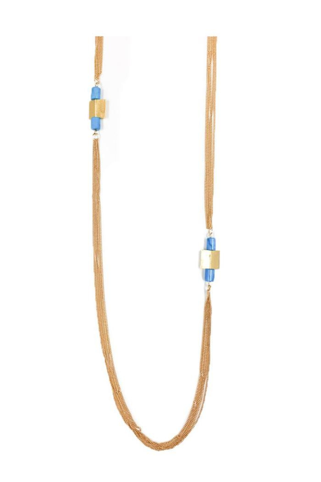 Stephanie Kantis Zen Fusion Necklace - Front Cropped Image