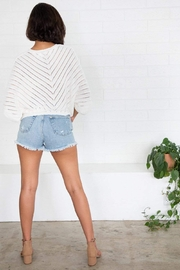 Bishop + Young Zen Sweater - Side cropped