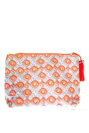Zen Zen Garden Home  Geometric Cosmetic Bag - Product Mini Image