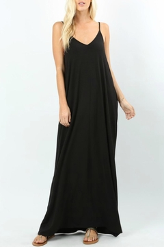 Shoptiques Product: Avery Black Maxi