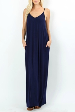 Shoptiques Product: Gianna Navy Maxi