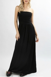 Zenana Izzie Black Maxi - Product Mini Image