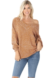 Zenana My Comfy Sweater - Product Mini Image