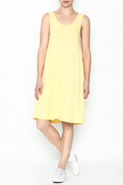 Zenana Outfitters A Line Dress - Product Mini Image