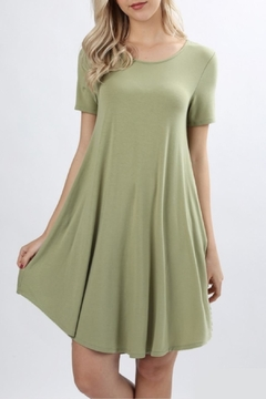 Shoptiques Product: Sage Tshirt Dress