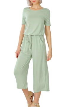 Shoptiques Product: Summer Sage Jumpsuit