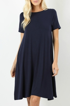 Shoptiques Product: Thea T-Shirt Dress