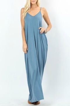 Shoptiques Product: Titanium Maxi Dress