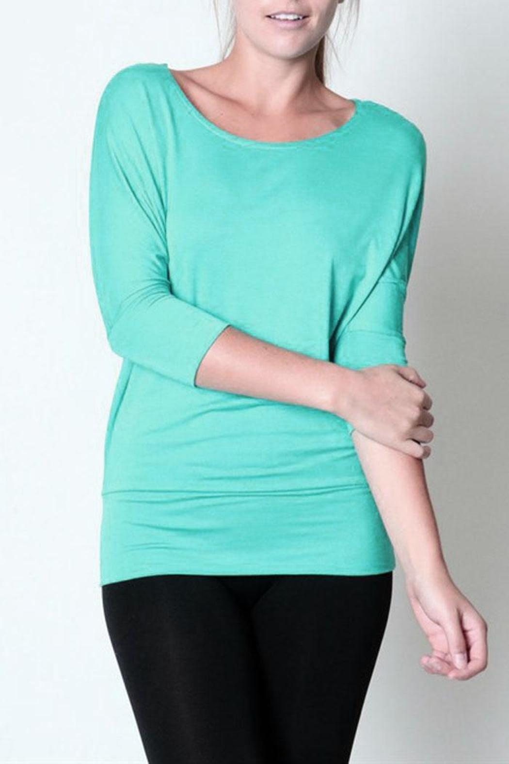 369063c02d2ce Zenana Outfitters 3 4-Sleeve Dolman Top from New York by Avenue A ...