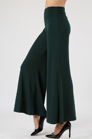 Zenana Outfitters Comfy Palazzo Pants - Front cropped