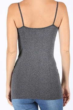 Zenana Outfitters Criss-Cross Tank Top - Alternate List Image