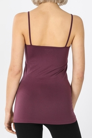 Zenana Outfitters Criss-Cross Tank Top - Front full body