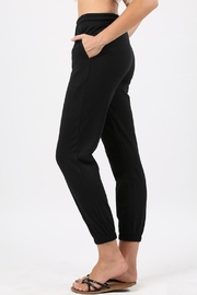Zenana Outfitters Light-Weight Joggers - Product Mini Image