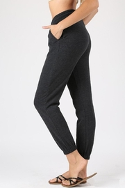 Zenana Outfitters Light-Weight Joggers - Front cropped