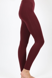 Zenana Outfitters Seamless Leggings - Product Mini Image