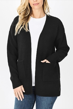 Zenana Outfitters The Andi Cardigan - Alternate List Image