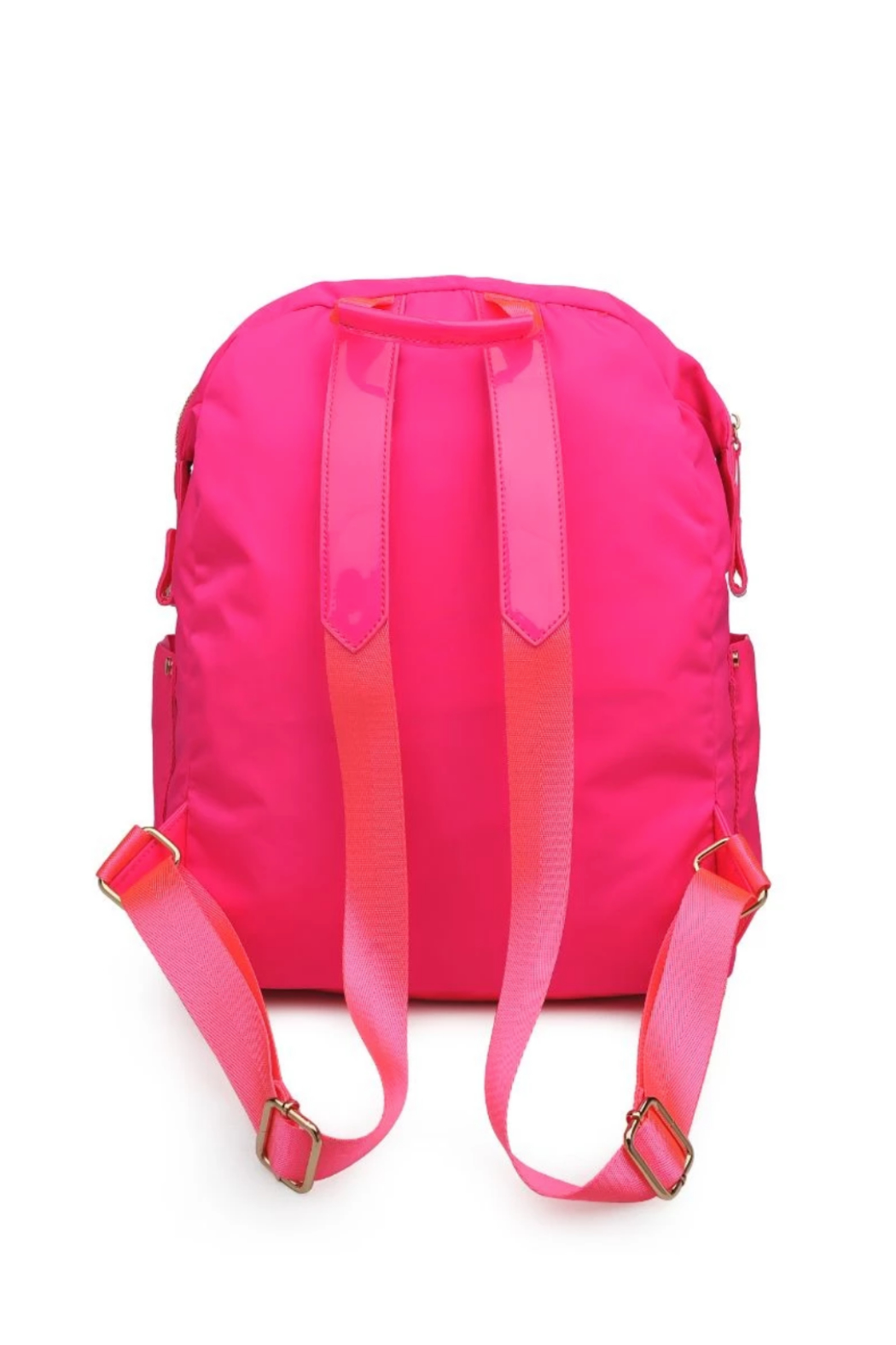 Urban Expressions Zenon Back Pack - Front Full Image