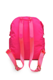 Urban Expressions Zenon Back Pack - Front full body