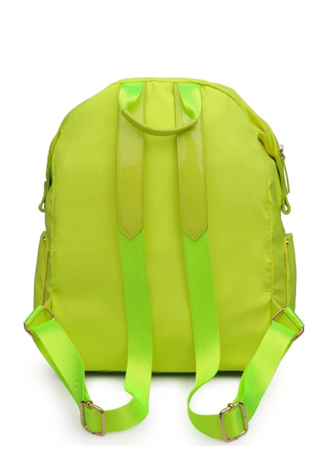 Urban Expressions Zenon Back Pack - Side Cropped Image
