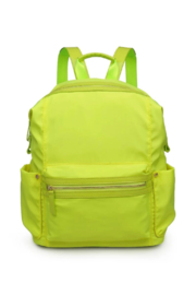 Urban Expressions Zenon Back Pack - Front cropped