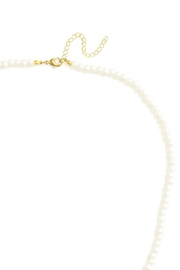 Zenzii Beach Babe Necklace - Back cropped