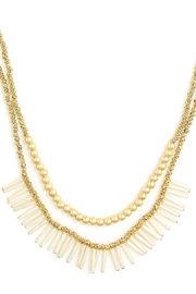 Zenzii Beach Babe Necklace - Side cropped
