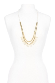 Zenzii Beach Babe Necklace - Front full body