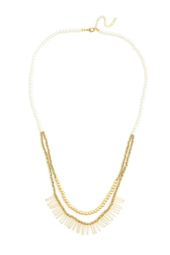 Zenzii Beach Babe Necklace - Product List Image