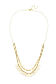 Zenzii Beach Babe Necklace - Front cropped