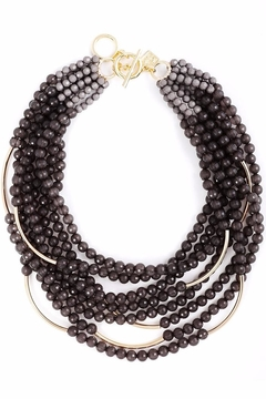 Zenzii Catch The Wave Necklace - Product List Image