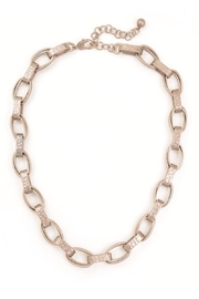 Zenzii Coated Metal Necklace - Front cropped