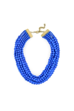 Shoptiques Product: Cobalt Statement Necklace