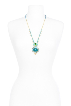 Zenzii Dancing Stones Necklace - Alternate List Image