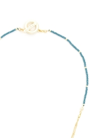 Zenzii Dancing Stones Necklace - Side cropped