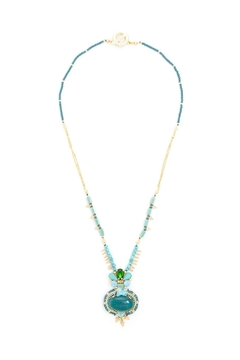 Zenzii Dancing Stones Necklace - Product List Image