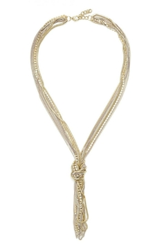 Zenzii Knot Frenzy Necklace - Product List Image