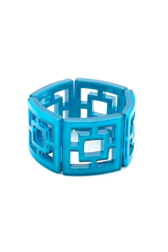 Shoptiques Product: Lattice Stretch Cuff
