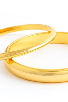 Zenzii Perfect Pair Bangles - Alternate List Image