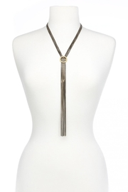 Zenzii Reigning Chains Necklace - Side cropped