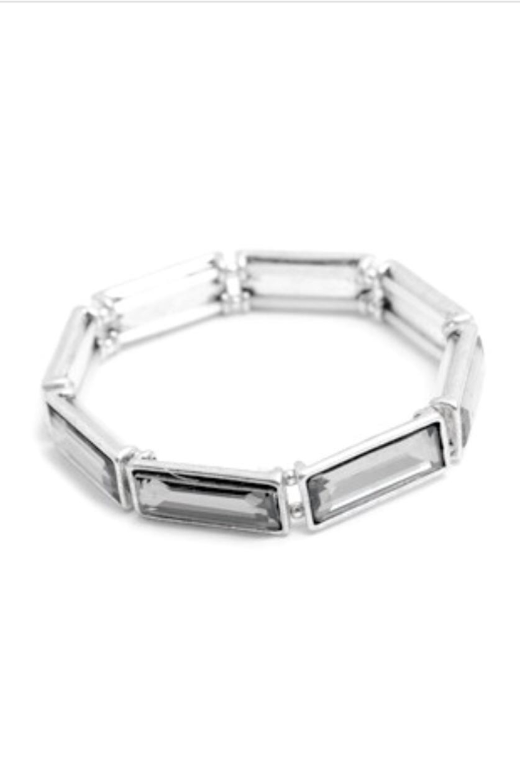 Zenzii Space Bar Bracelet - Front Cropped Image