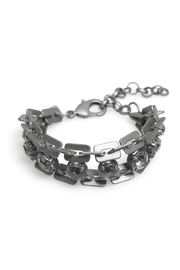 Zenzii Tangled Links Bracelet - Product Mini Image