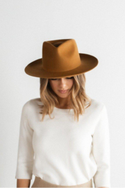 Gigi Pip Zephyr Ranch hat - Product Mini Image