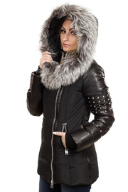 Nicole Benisti Zermatt Down Jacket - Front full body