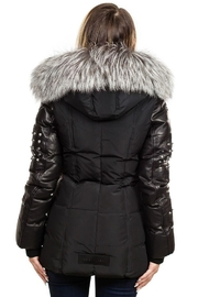 Nicole Benisti Zermatt Down Jacket - Back cropped