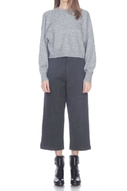 Zero Degrees Celsius Bow Back Sweater - Front cropped